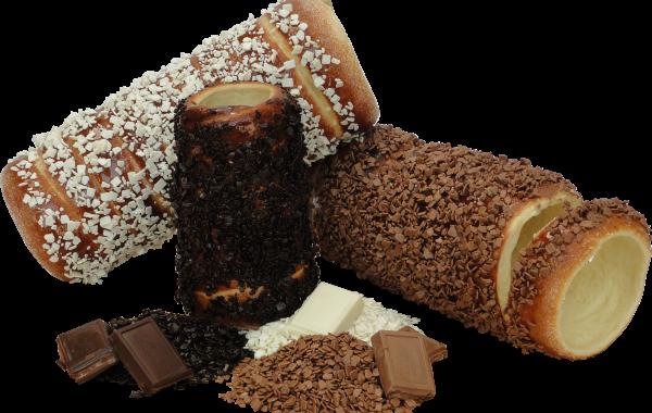 Chimney Cakes: Chocolate