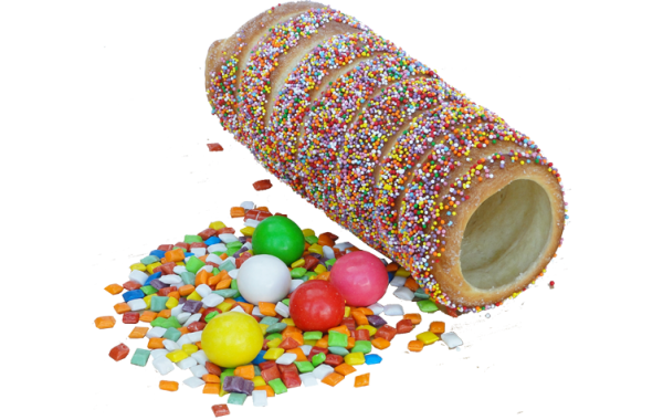 Chimney Cakes: Candies