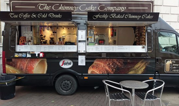 Chimney Cake Food Truck Franchise