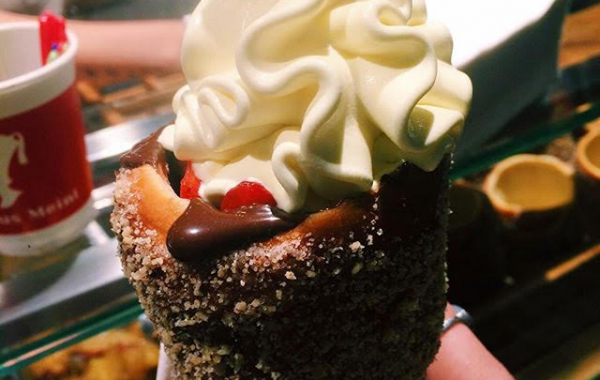 Irresistible Chimney Cakes